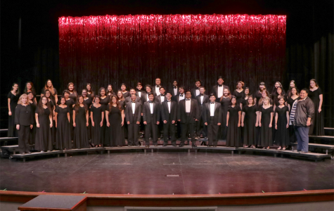 Varsity Choir Takes Sweepstakes At U.I.L