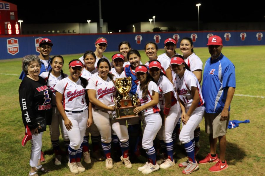 Softball Takes City Title For The Second Year In A Row