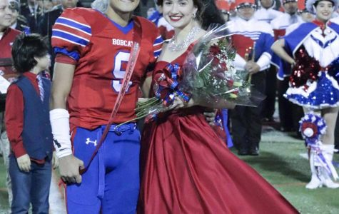 Q&A: Homecoming King & Queen