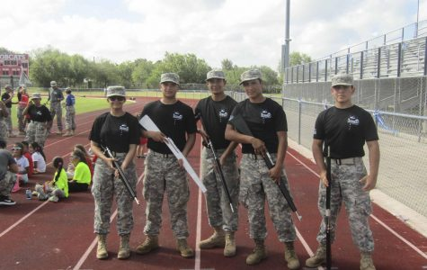 JTOTC cadets host kids bootcamp.