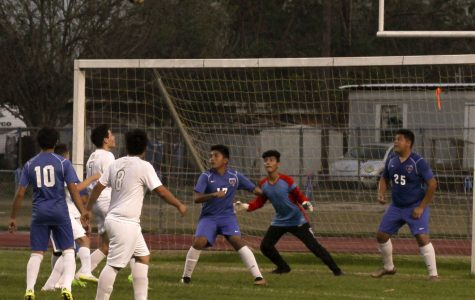 Junior Varsity Soccer Boys Begin District Play With Win