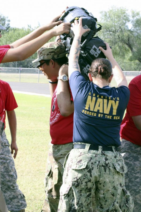 JROTC hosts Mini Bootcamp