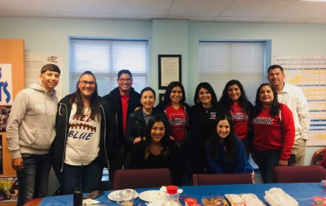 Student Council celebrates National Principals' Month with Administration