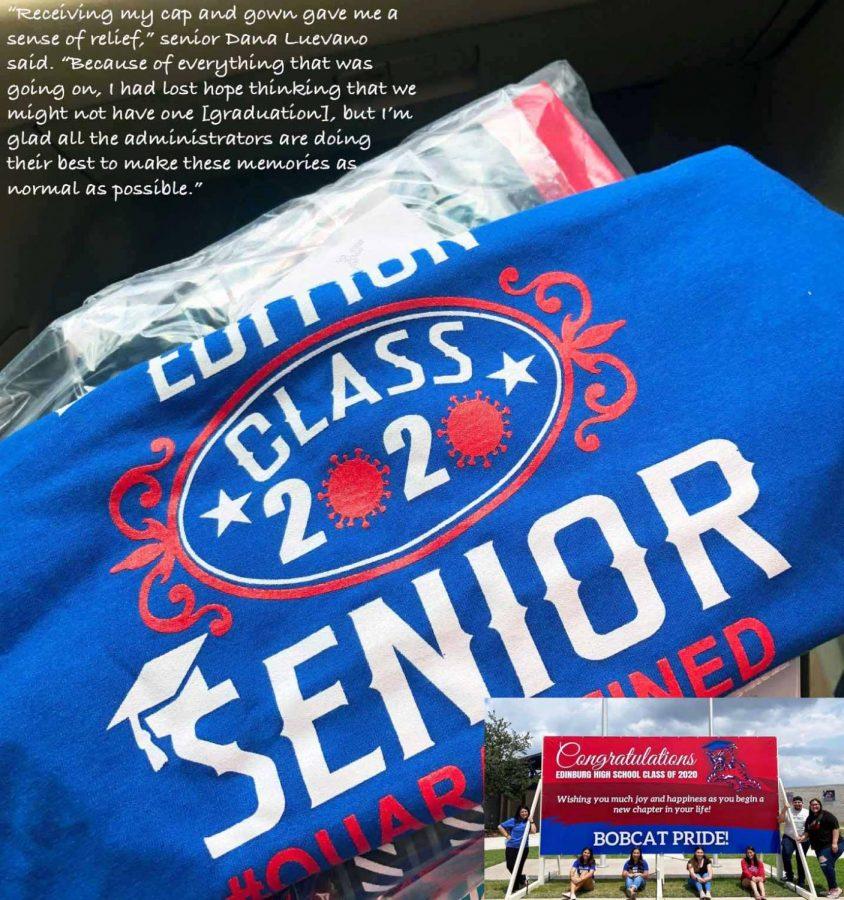 Seniors+receive+curbside+service+for+Cap+%26+Gowns