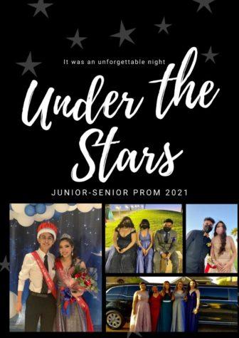 Students enjoy A Night Under the Stars.