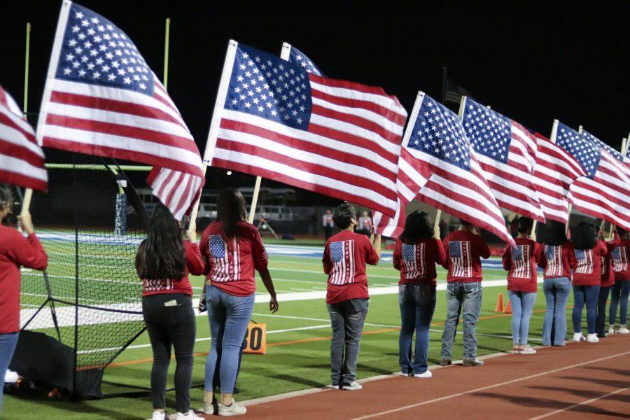 ROTC participate in 9/11 tribute